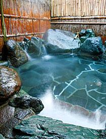 野天風呂「塩川の湯」