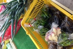 当館のお野菜